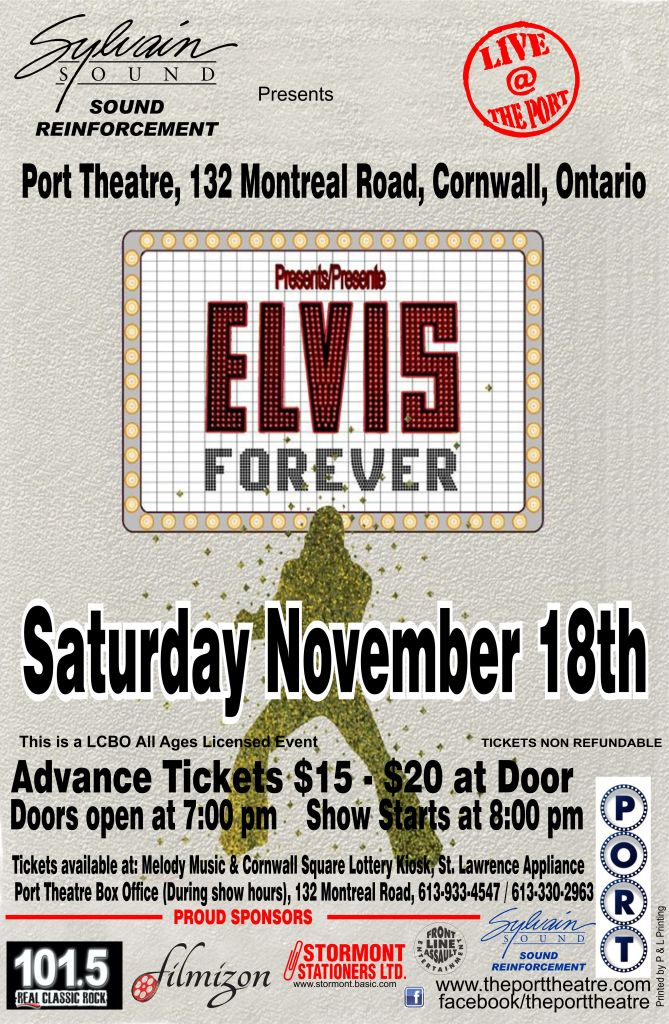 Elvis forever poster-17