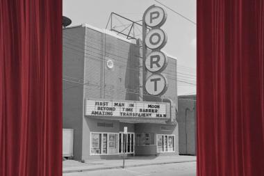 Port Theatre 1966 1