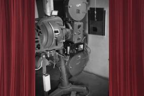 Roxy 1941 Projector