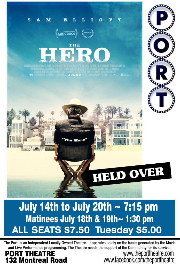 The Hero poster(1)