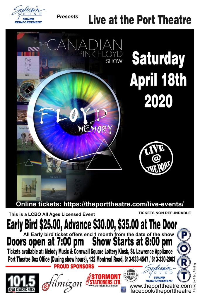 Floyd Memory 2020 poster