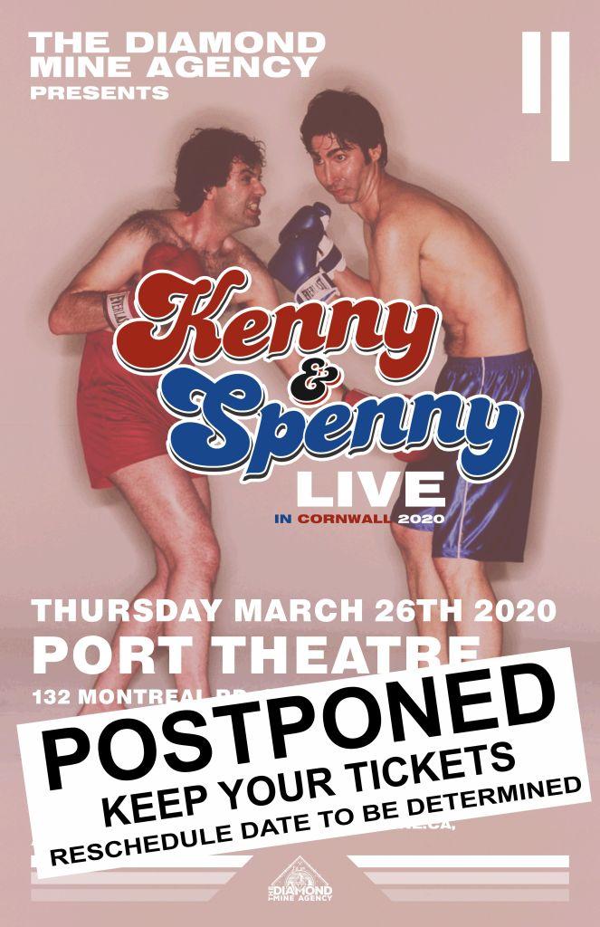 Kenny VS Kenny POSTPONED
