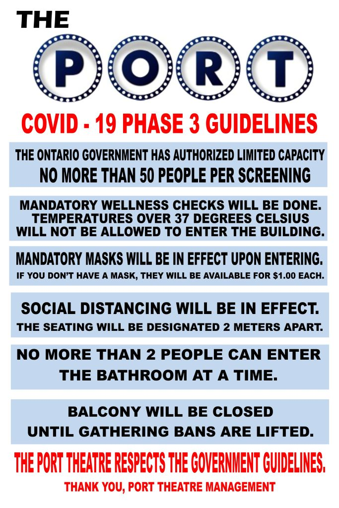 covid -19 guidelines