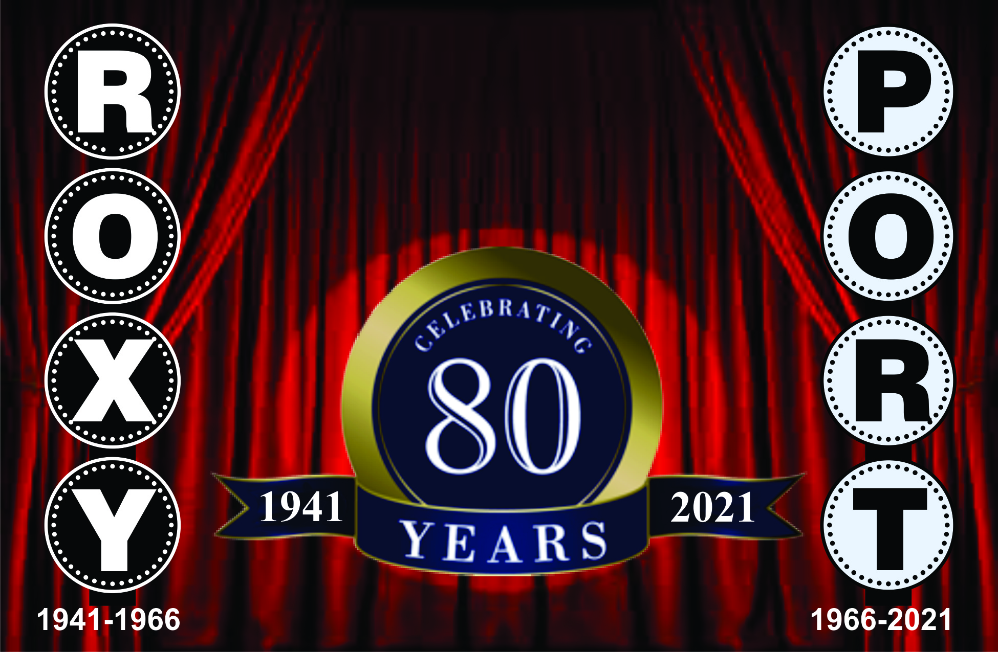80 years port theatre
