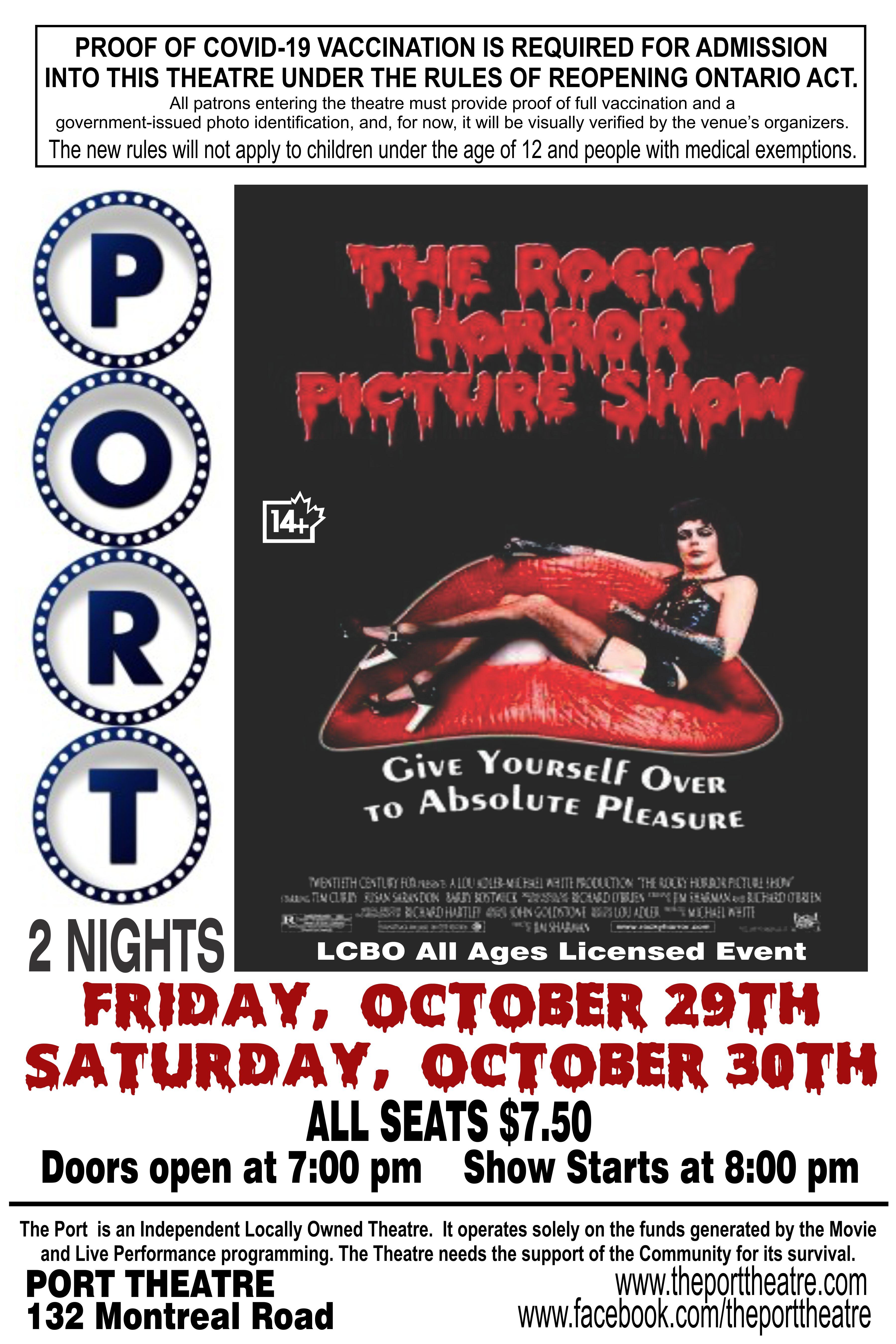 rocky horror poster-21